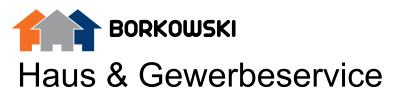 Borkowski Haus & Gewerbeservice Logo